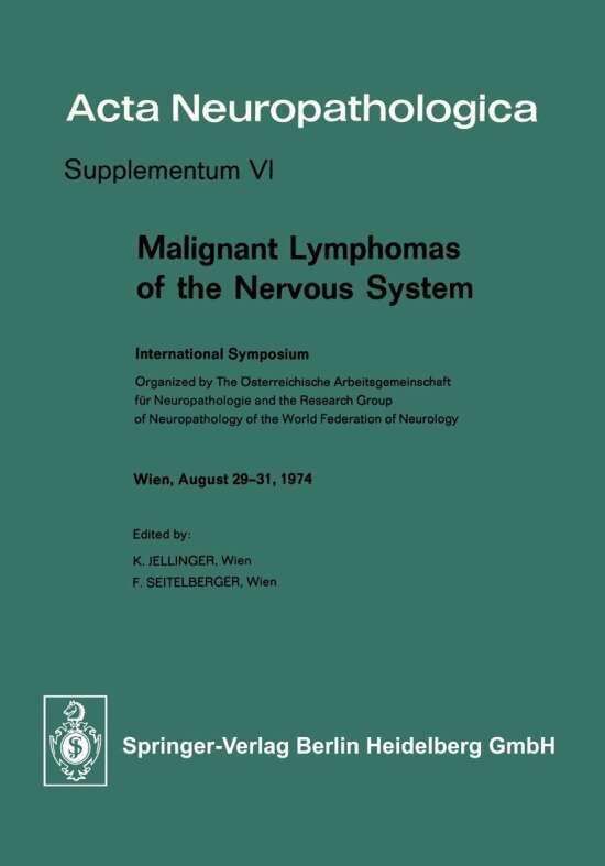 Malignant Lymphomas of the Nervous System