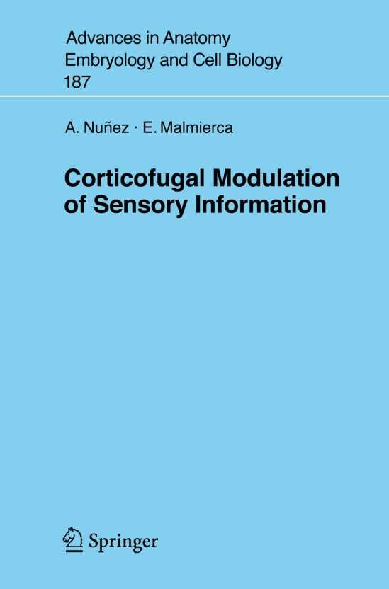 Corticofugal Modulation of Sensory Information