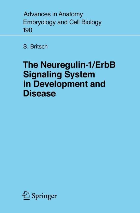 The Neuregulin-I/ErbB Signaling System in Development and Disease