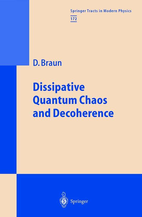 Dissipative Quantum Chaos and Decoherence