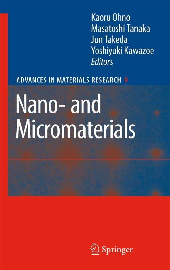 Nano- and Micromaterials