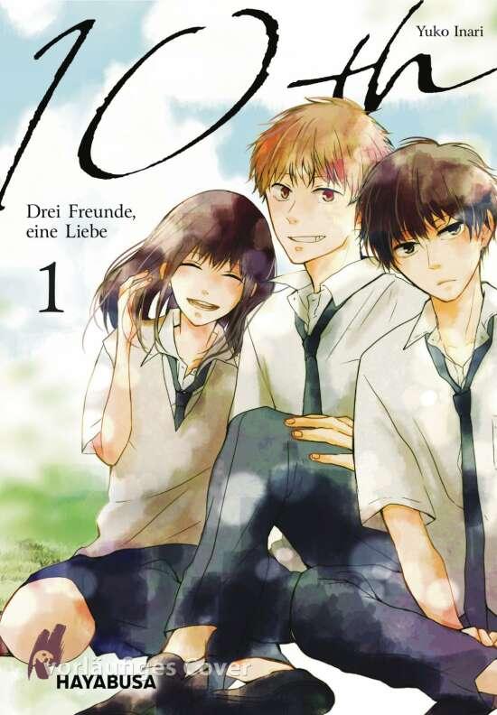 10th - Drei Freunde, eine Liebe 1