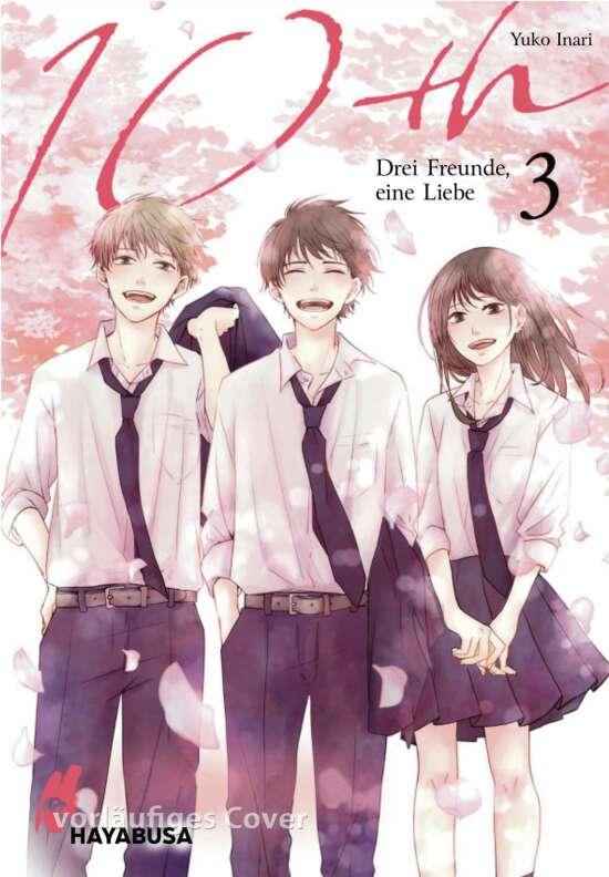 10th - Drei Freunde, eine Liebe 3