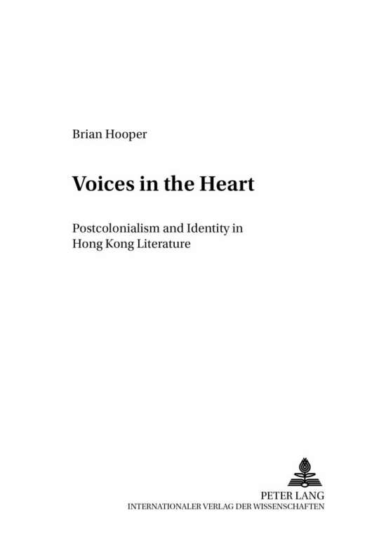 Voices in the Heart