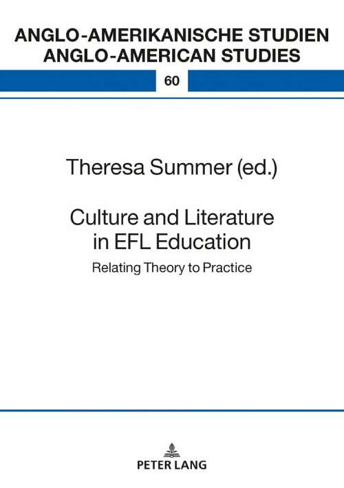 Culture and Literature in the EFL Classroom