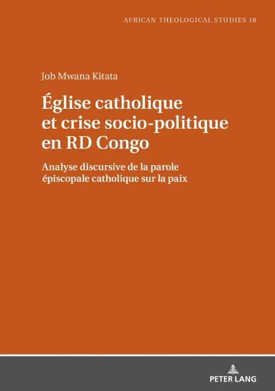 Église catholique et crise socio-politique en RD Congo