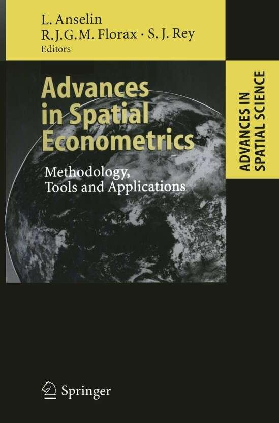 Advances in Spatial Econometrics