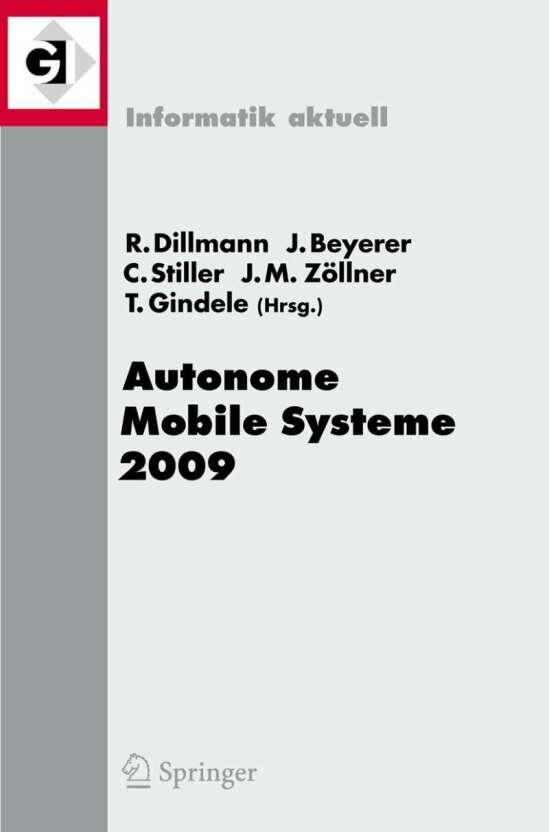 Autonome Mobile Systeme 2009