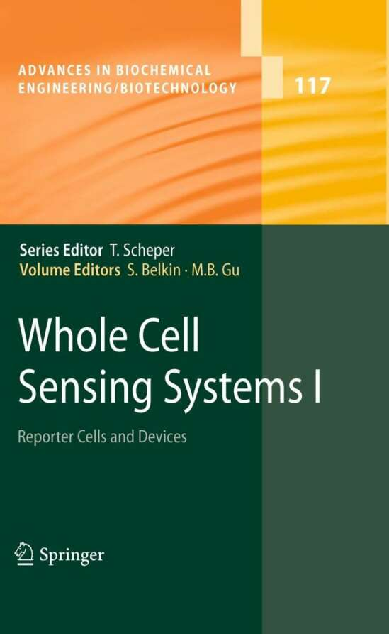 Whole Cell Sensing Systems I