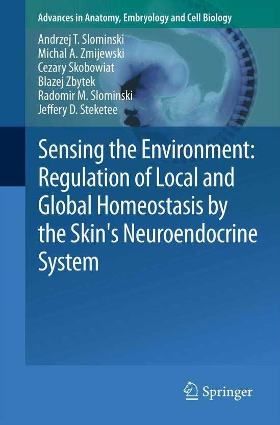 Sensing the Environment: Regulation of Local and Global Homeostasis by the Skin's Neuroendocrine System