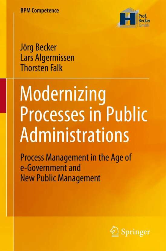 Modernizing Processes in Public Administrations