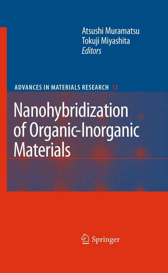 Nanohybridization of Organic-Inorganic Materials