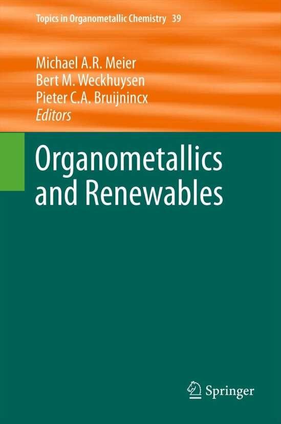 Organometallics and Renewables