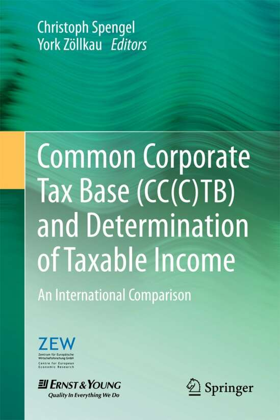 Common Corporate Tax Base (CC(C)TB) and Determination of Taxable Income