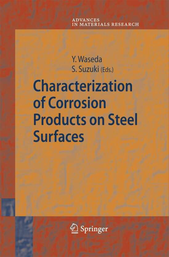Characterization of Corrosion Products on Steel Surfaces