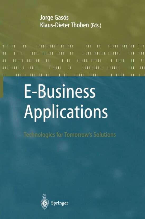 E-Business Applications