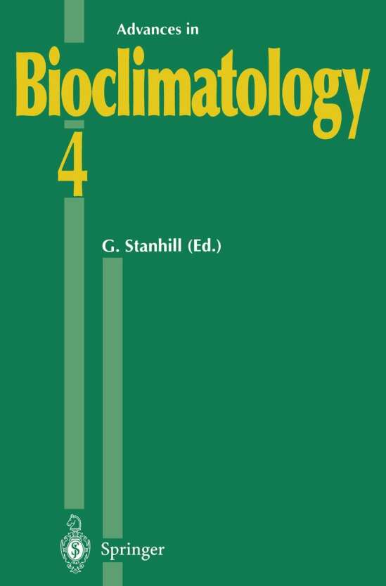 Advances in Bioclimatology_4