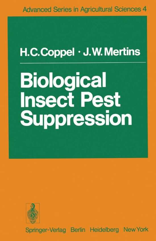 Biological Insect Pest Suppression