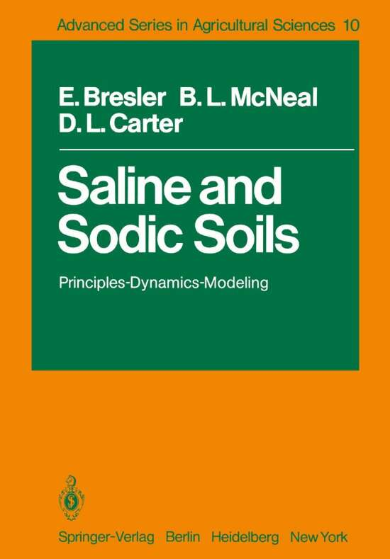 Saline and Sodic Soils