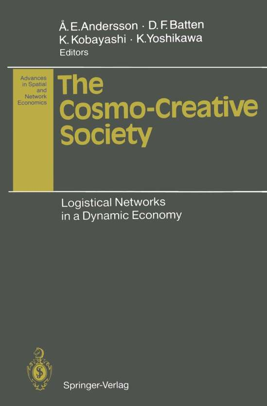 The Cosmo-Creative Society