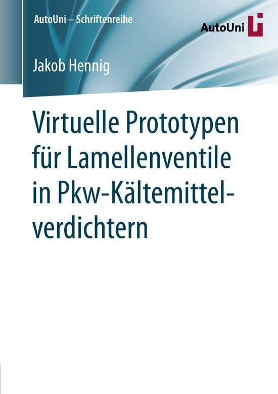 Virtuelle Prototypen für Lamellenventile in Pkw-Kältemittelverdichtern