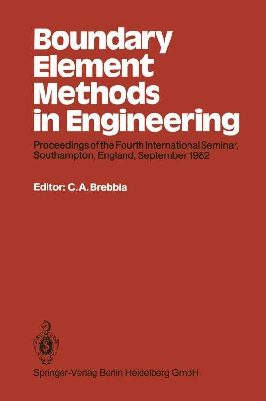 Boundary Element Methods in Engineering