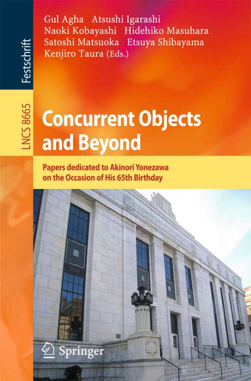 Concurrent Objects and Beyond