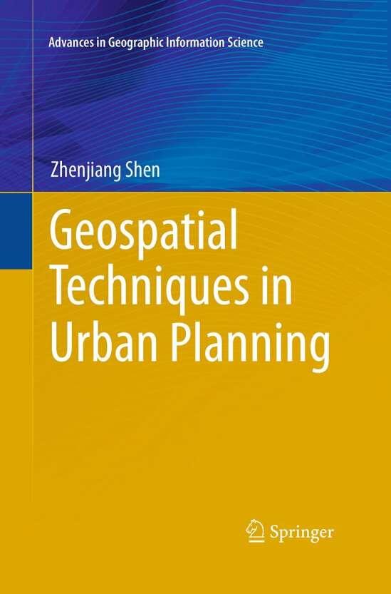 Geospatial Techniques in Urban Planning