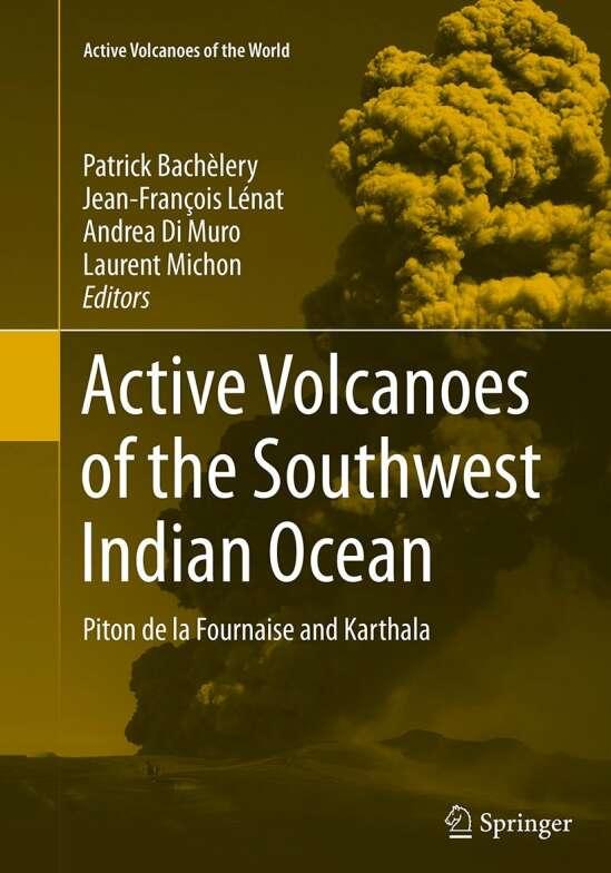 Active Volcanoes of the Southwest Indian Ocean