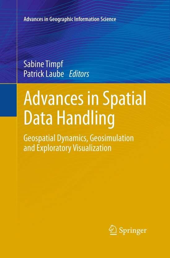 Advances in Spatial Data Handling