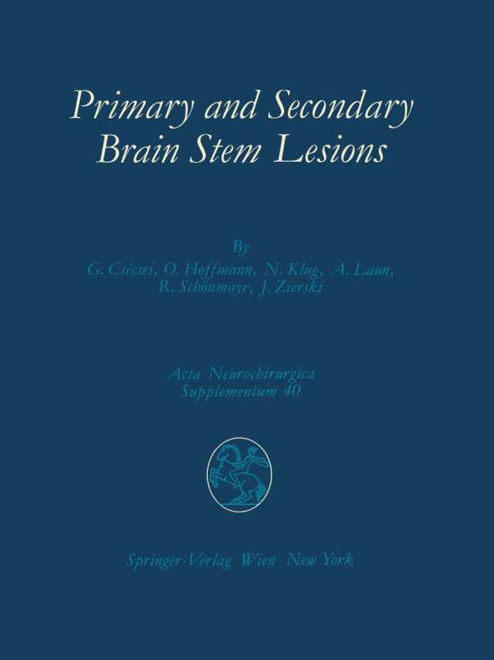 Primary and Secondary Brain Stem Lesions