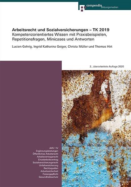 Arbeitsrecht und Sozialversicherungen - TK 2019
