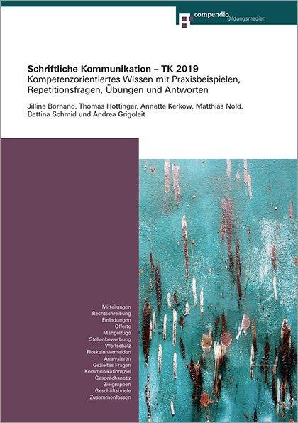 Schriftliche Kommunikation - TK 2019