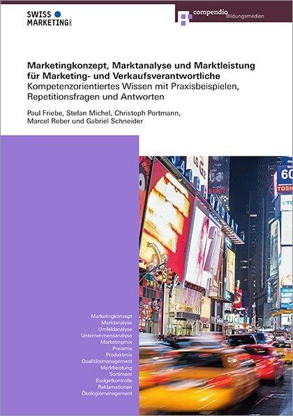 Marketingkonzept, Marktanalyse und Marktleistung für Marketing- und Verkaufsverantwortliche