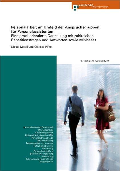 Personalarbeit im Umfeld der Anspruchsgruppen für Personalassistenten