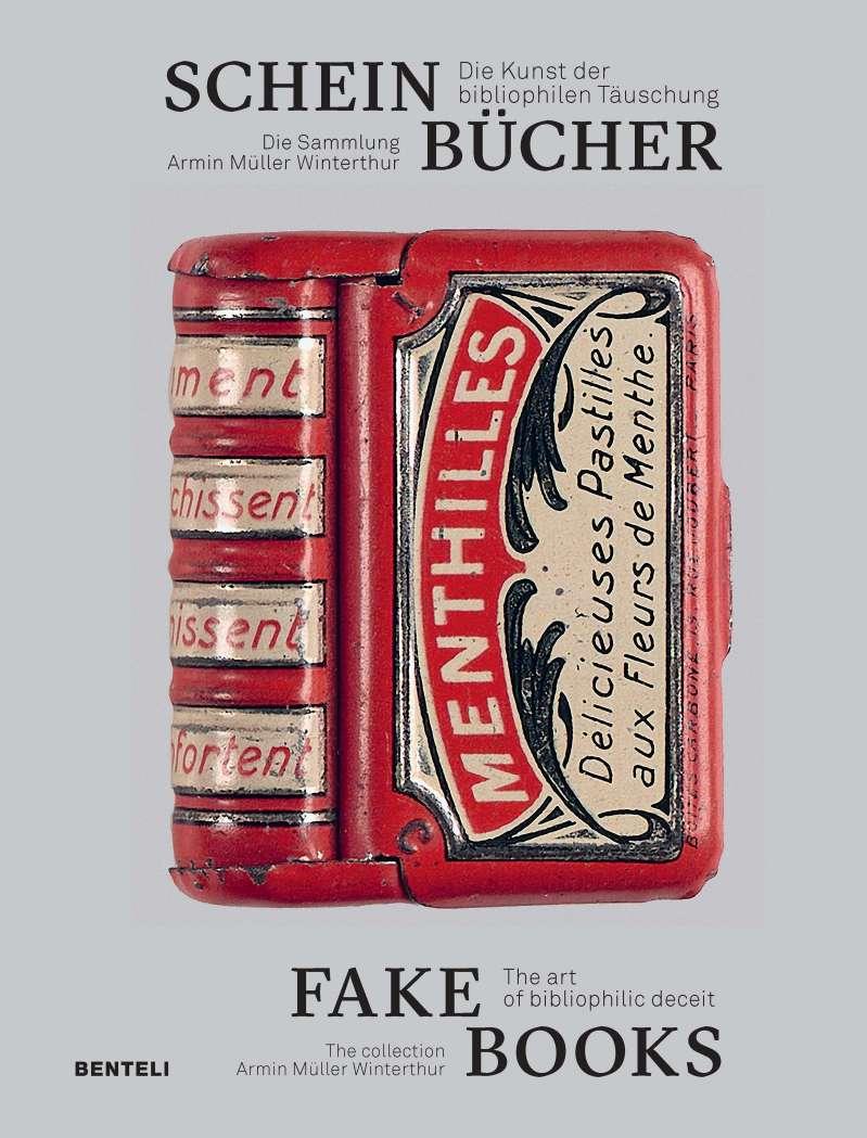 Scheinbücher | Fake Books