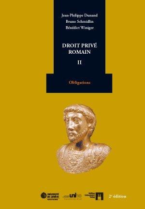 Droit privé romain II