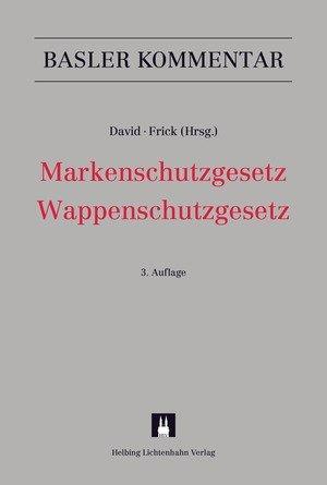 Markenschutzgesetz, Wappenschutzgesetz