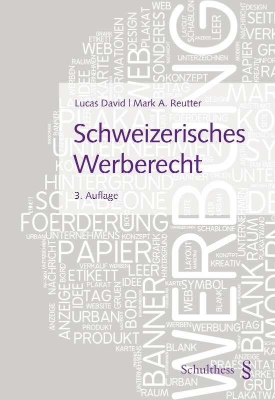Schweizerisches Werberecht
