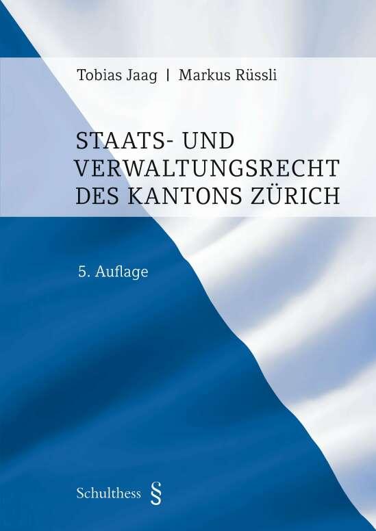 Staats- und Verwaltungsrecht des Kantons Zürich (PrintPlu§)