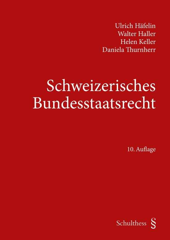 Schweizerisches Bundesstaatsrecht