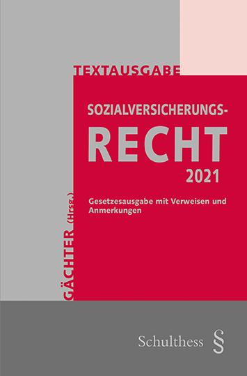 Sozialversicherungsrecht 2021 (PrintPlu§)
