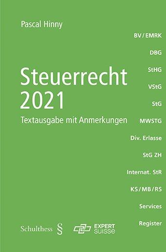 Steuerrecht 2021 (PrintPlu§)