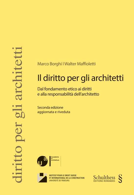 Il diritto per gli architetti
