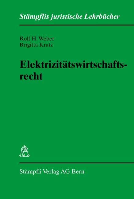 Elektrizitätswirtschaftsrecht