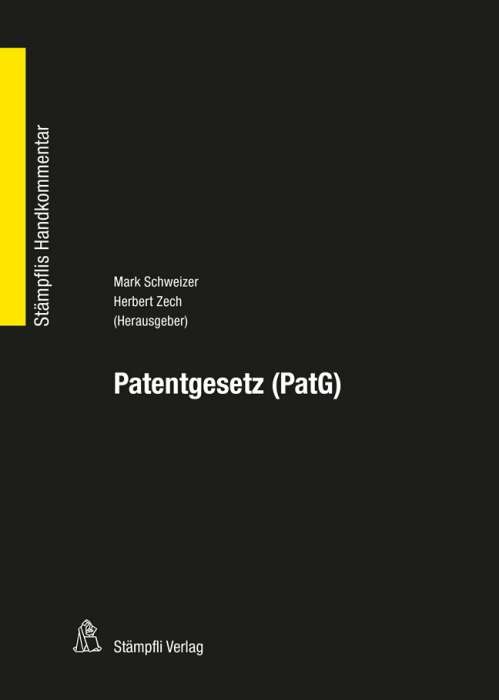 Patentgesetz PatG