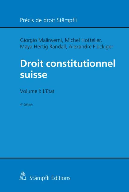 Droit constitutionnel suisse