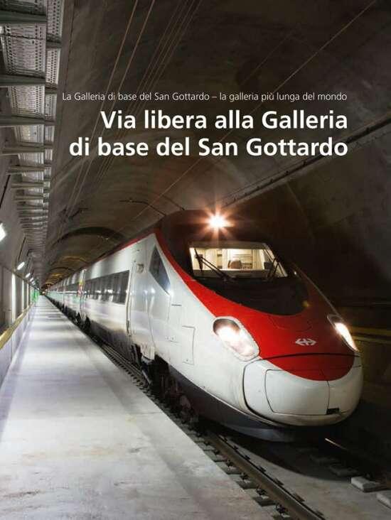 Via libera alla Galleria di base del San Gottardo (Volume 3)