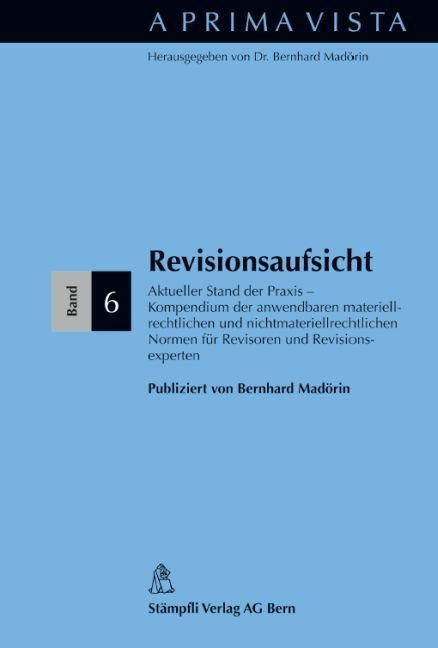 Revisionsaufsicht