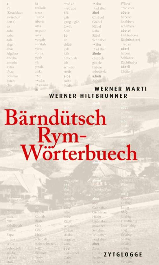 Rym-Wörterbuech